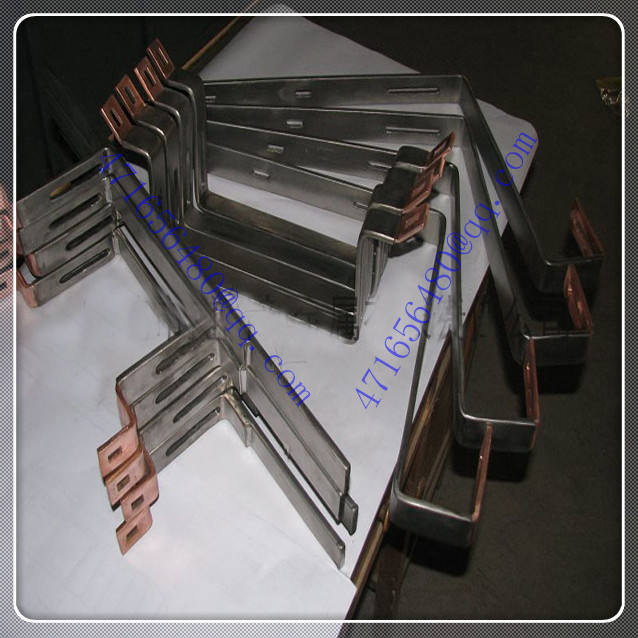 Titanium clad copper welding composite flat pieces