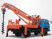 Auger Crane KDC5500 from Crystal