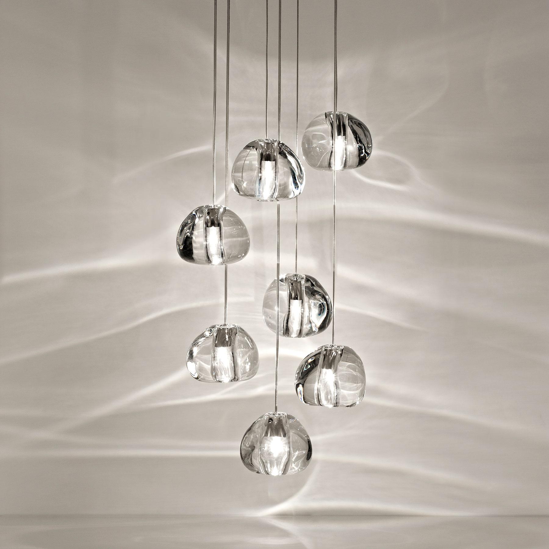 Mizu crystal glass chandelier landscape lamps led lighting from mizu crystal glass chandelier landscape lamps led lighting 5317101 arubaitofo Image collections