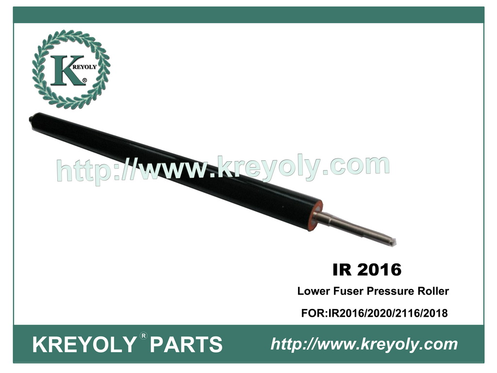 New Arrival  IR 2016 Lower Fuser Pressure Roller for Canon