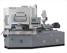 Injection blow & molding machine