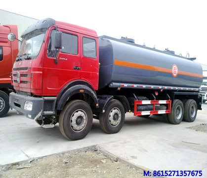 Beiben 8x4 Chemical acid tanker 20~25MT <Customization LHD RHD>