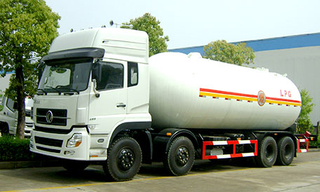 Steyr LPG Bobtail tanker Customization hot sale list