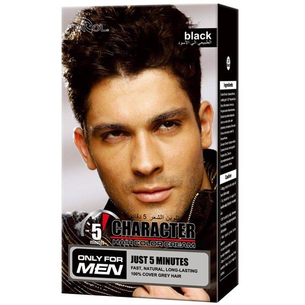 30ml Dark Brown (3.00) Man Character Hair Color Cream