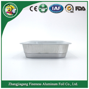 Households Aluminum Foil Roll for Food Container