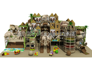 Hot Sale Indoor Amusement Soft Playground for Children