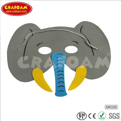 EVA Foam Masks - Elephant