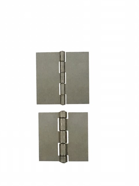 Welding Thick Hinges