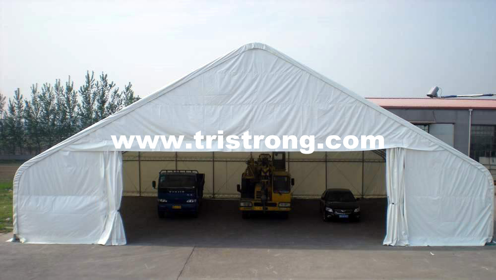 Large Tent, Large Shelter, Portable Workshop, Aircraft Hangar (TSU-6549)