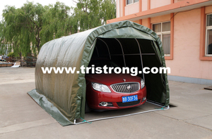 Single Car Carport, Tent, Small Shelter (TSU-788)
