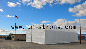 Trussed Frame Shelter, Super Strong Tent, Warehouse, Large Shelter (TSU-4060, TSU-4070)