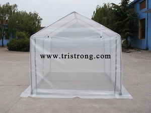 Portable Small Carport, Garden Tool, Garden Shed, Greenhouse (TSU-250A)