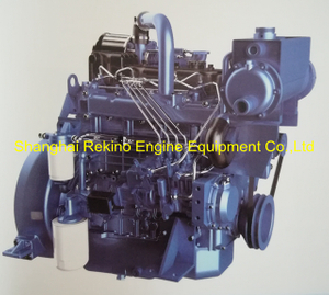 Weichai WP4.1C82-18 marine propulsion boat diesel engine 82HP 1800RPM