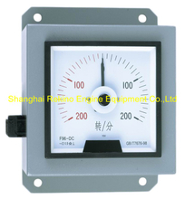 F96-DC JNDZ Marine Tail shaft tachometer speed meter