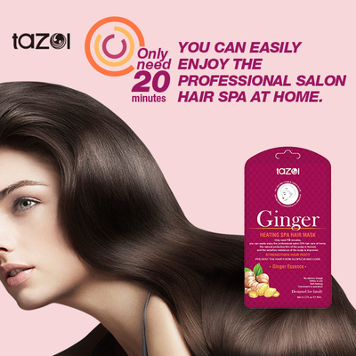 Ginger Heating SPA Hair Mask Pach
