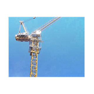 EL20/22 Chinese Manufactured Luffing Jib Tower Crane