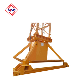 Travelling mechanism for tower crane