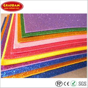 Glitter EVA Foam Sheets