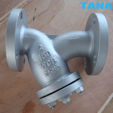 ANSI Flanged Y type Strainer