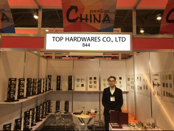 Las Vagas hardware show on May. 2017