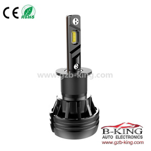 New H3 9-32V 6000lm 56watts mini car led headlight
