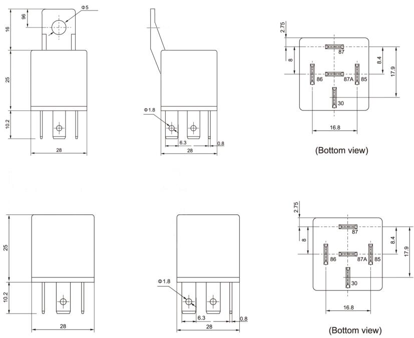 11 Pin Latching Relay Wiring Diagram Com