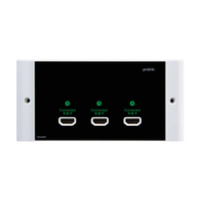 3 Way Inputs Wallplate(HD1432BT)