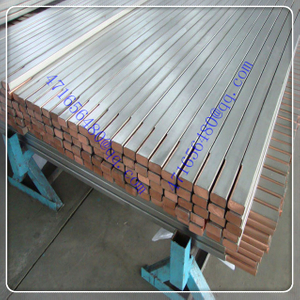 top quality ti clad copper rod for copper electrowinning