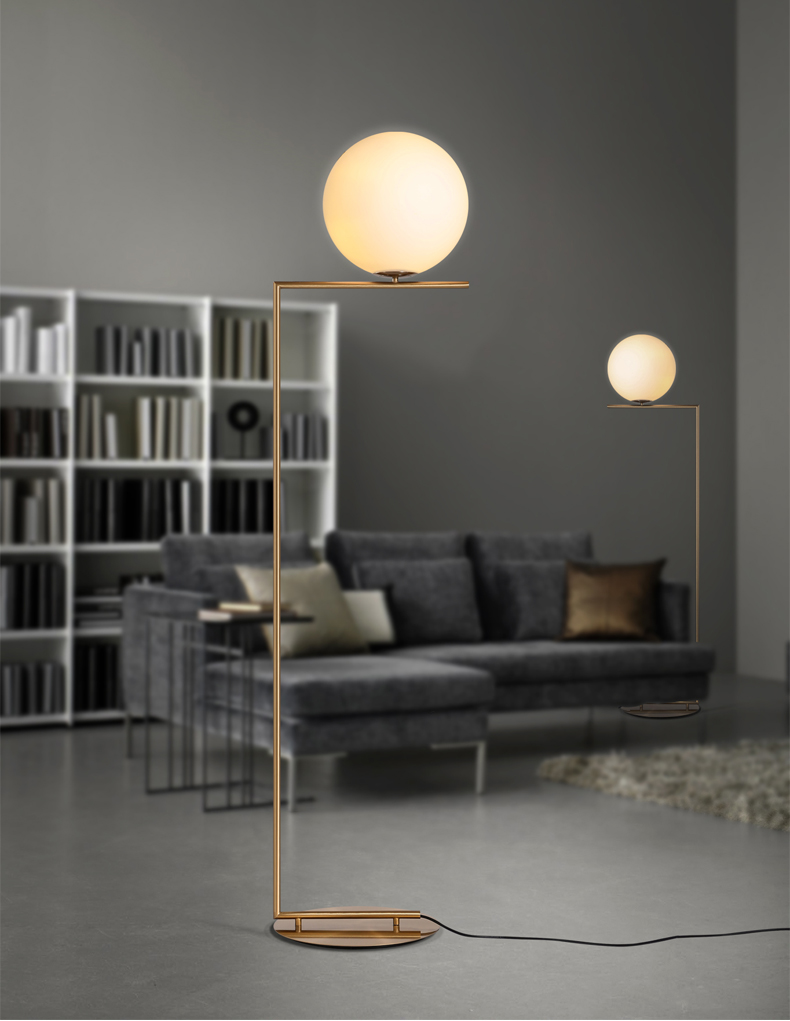 Artemide Egg floor lamp LW-AE401 (4)