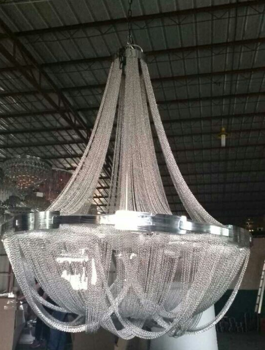 Terzani Atlantis chandelier -71496100 real photo