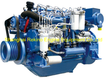 185HP 2100RPM Weichai Deutz marine propulsion boat diesel engine (WP6C185-21)