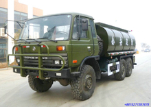 Dongfeng 6x6 Fuel Transport Tanker Truck All Wheel Drive Off Road Truck