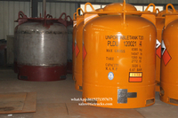 T20 Medium bulk containers UN1838 Titanium Tetrachloride Portable Tank