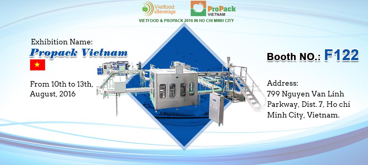 Propack Vietnam of Kingmachine