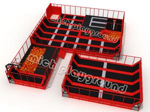 Mich trampoline park 5107B