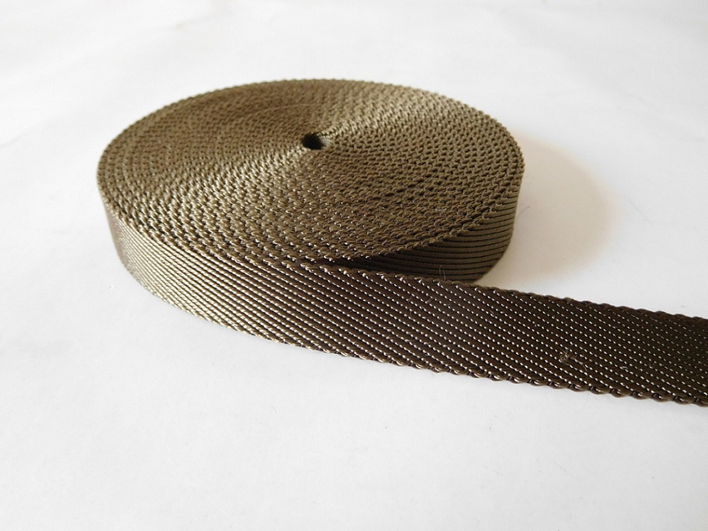 china high quality Nylon webbing for garment and belts