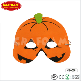 EVA Foam Masks - Pumpkin