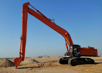 Hitachi ZX870 21m long reach boom