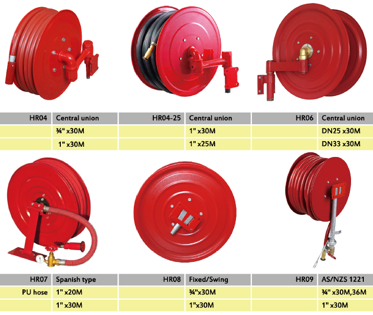 fire hose reel specification3