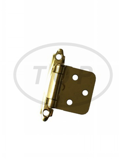Hinge 1920 Polished Brass
