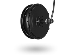 BRUSHLESS GEAR HIGH-SPEED HUB FRONT V/DISC-BRAKE 300-500W MOTOR