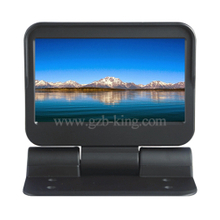 stand-up style 5.0 inch TFT LCD car rear view monitor