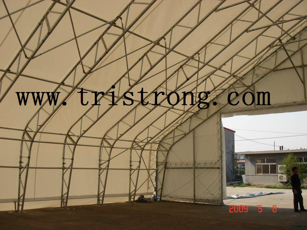 20m Wide Super Strong Tent. Super Large Shelter, Storage Warehouse (TSU-6549)