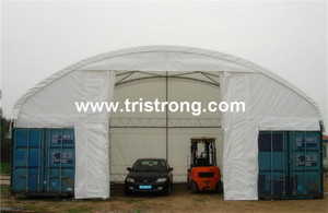 Container Shelter, Container Tent, Container Cover, Canopy (TSU-3620C/3640C)
