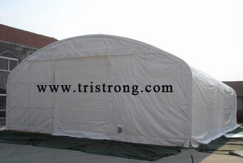 Trussed Frame Shelter, Large Warehouse, Prefabricated Building (TSU-4060, TSU-4070)