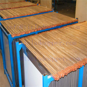 DSA Stainless Steel clad copper starting cathode sheet