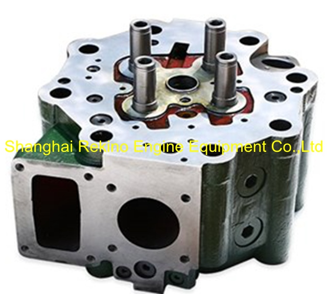 320.01.01B Cylinder head Guangchai marine engine parts 320 6320 8320