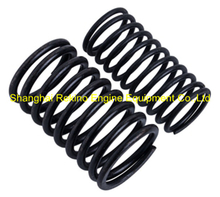 N.01.009 N.01.044 Valve inner outer spring Ningdong engine parts for N160 N6160 N8160