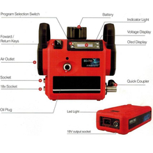 Cordless Hydraulic Pump Portable Battery Pump