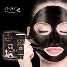 ZEAL Propolis Charcoal Cleansing Black Mask